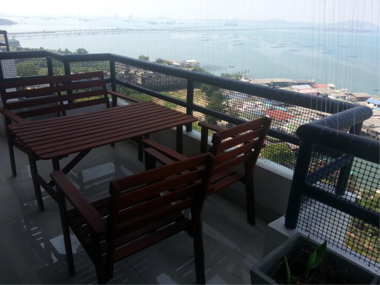 Piri Property Agency's 2 bedrooms Condominium  on 11 floor For Rent 2 15