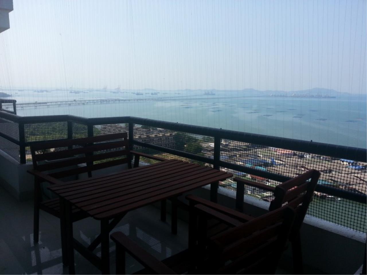 Piri Property Agency's 2 bedrooms Condominium  on 11 floor For Rent 2 16