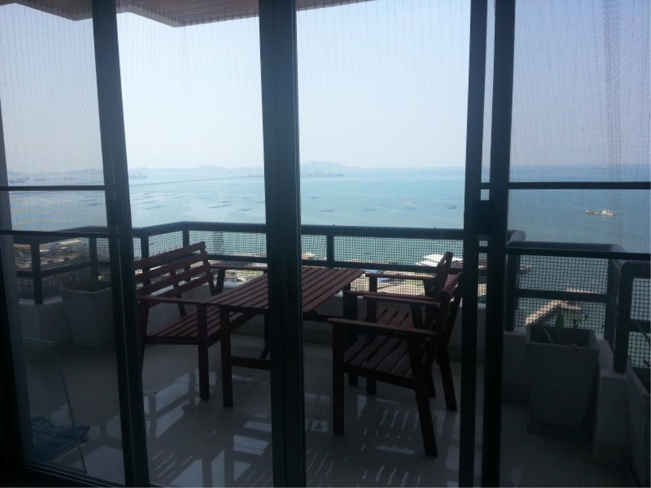 Piri Property Agency's 2 bedrooms Condominium  on 11 floor For Rent 2 18