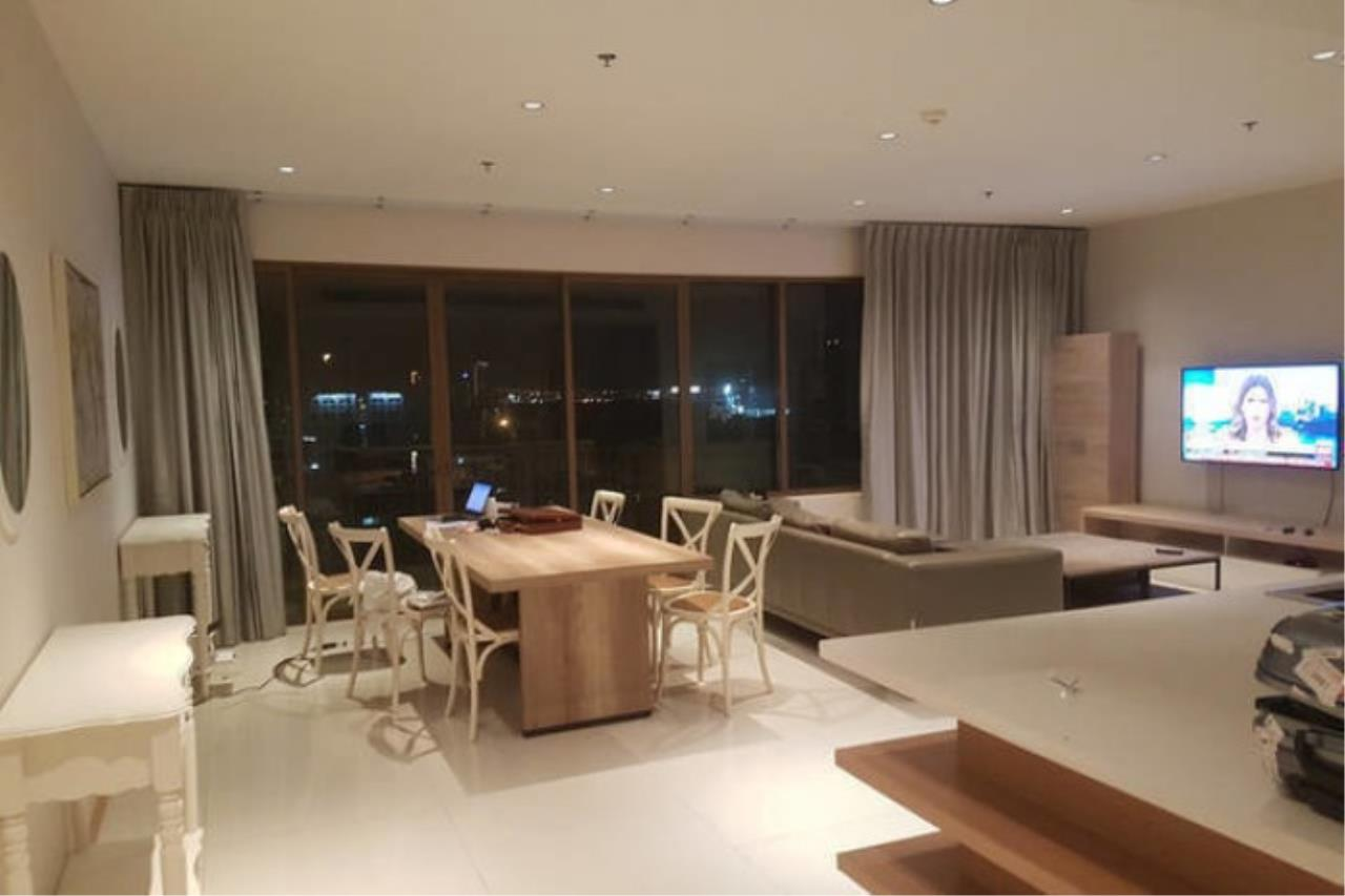 Piri Property Agency's 3 bedrooms Condominium  on 12 floor For Rent 3 2
