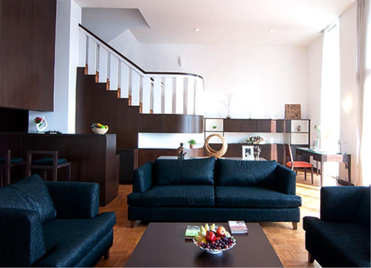 Piri Property Agency's 3 Duplex bedrooms Condominium  on 14 tower 3 floor For Rent 3 Duplex 4