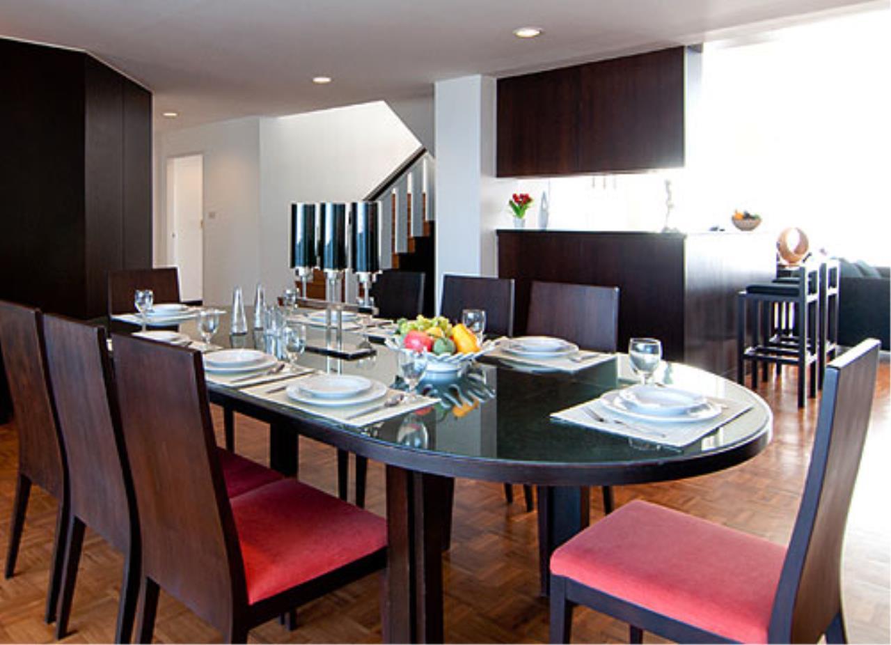 Piri Property Agency's 3 Duplex bedrooms Condominium  on 14 tower 3 floor For Rent 3 Duplex 6