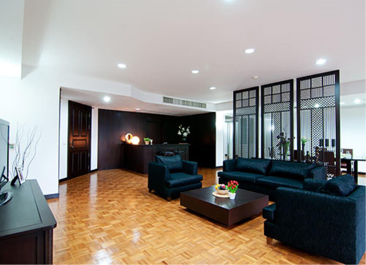 Piri Property Agency's 3+1 bedrooms Condominium  on 9 tower 1 floor For Rent 3+1 4