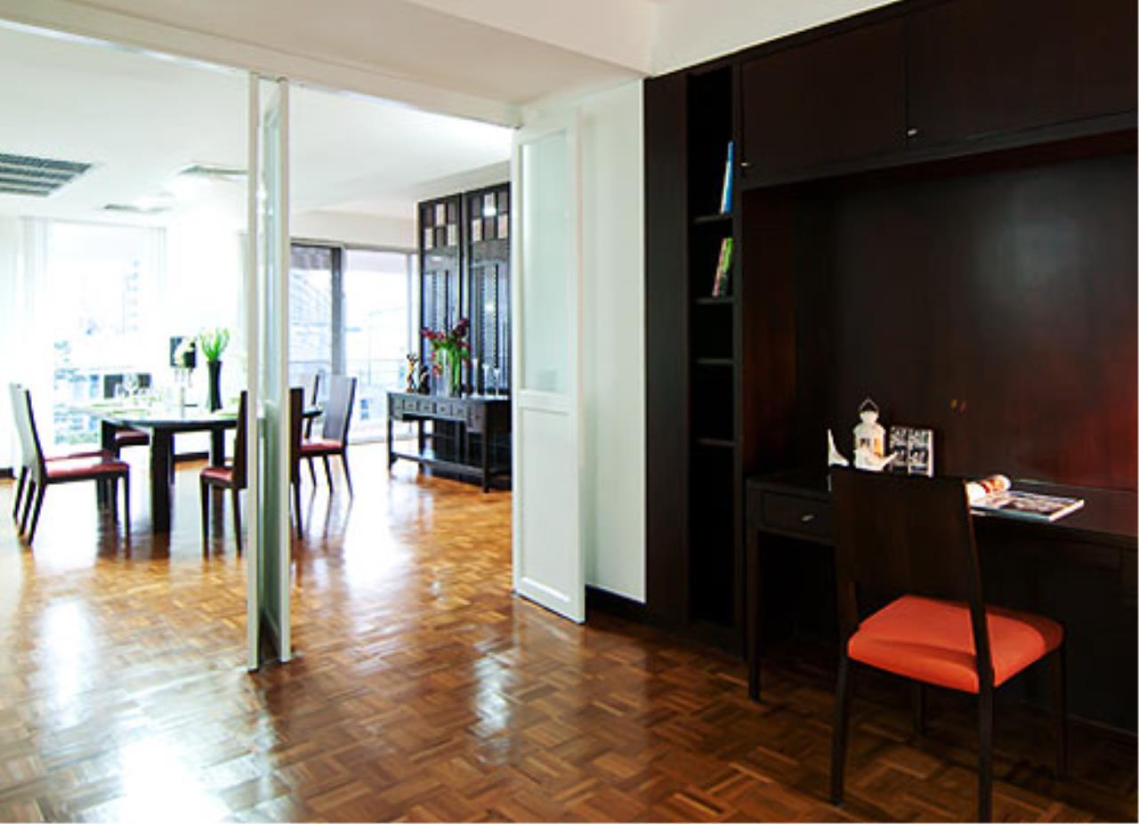 Piri Property Agency's 3+1 bedrooms Condominium  on 9 tower 1 floor For Rent 3+1 5