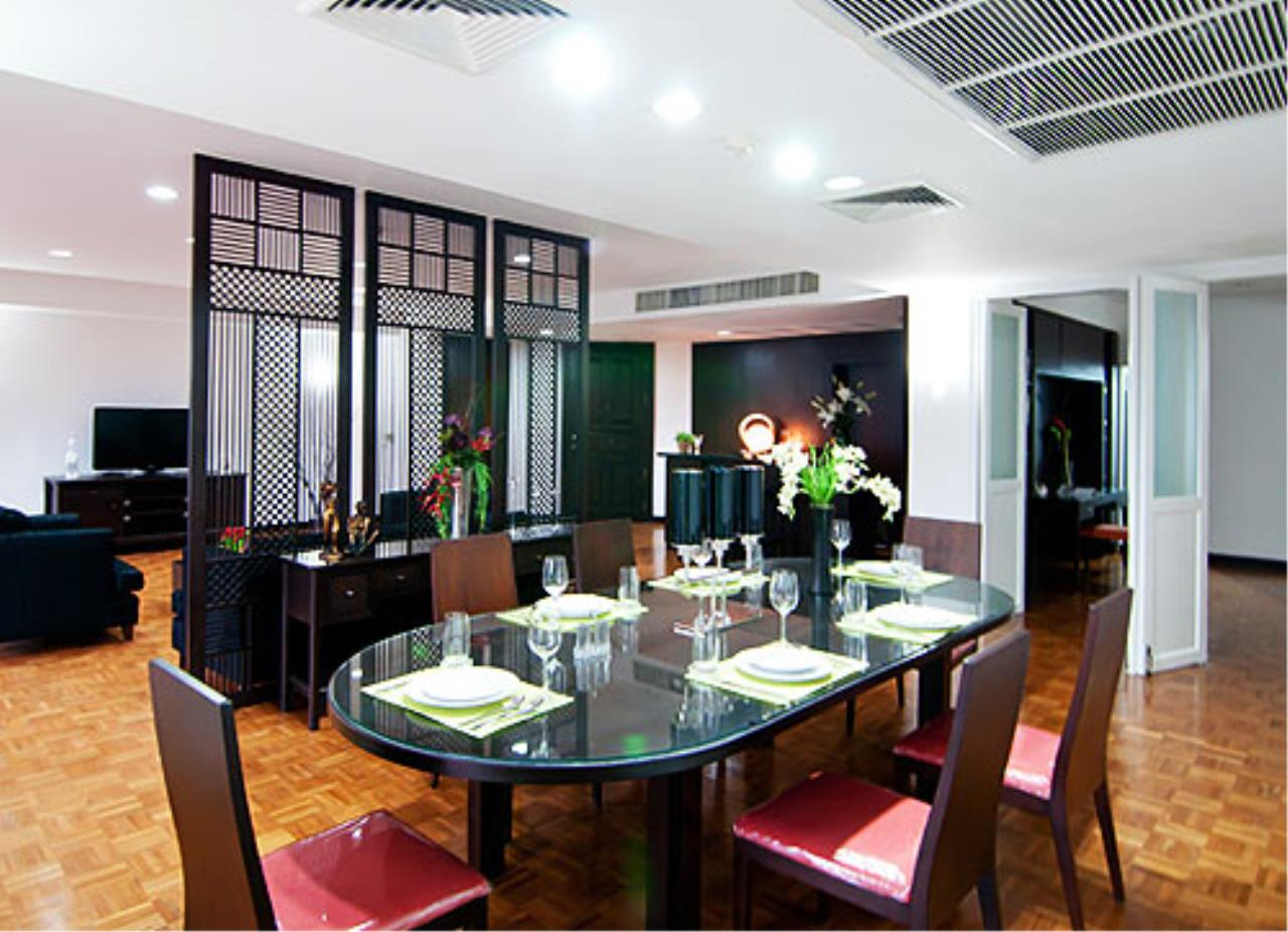 Piri Property Agency's 3+1 bedrooms Condominium  on 9 tower 1 floor For Rent 3+1 6