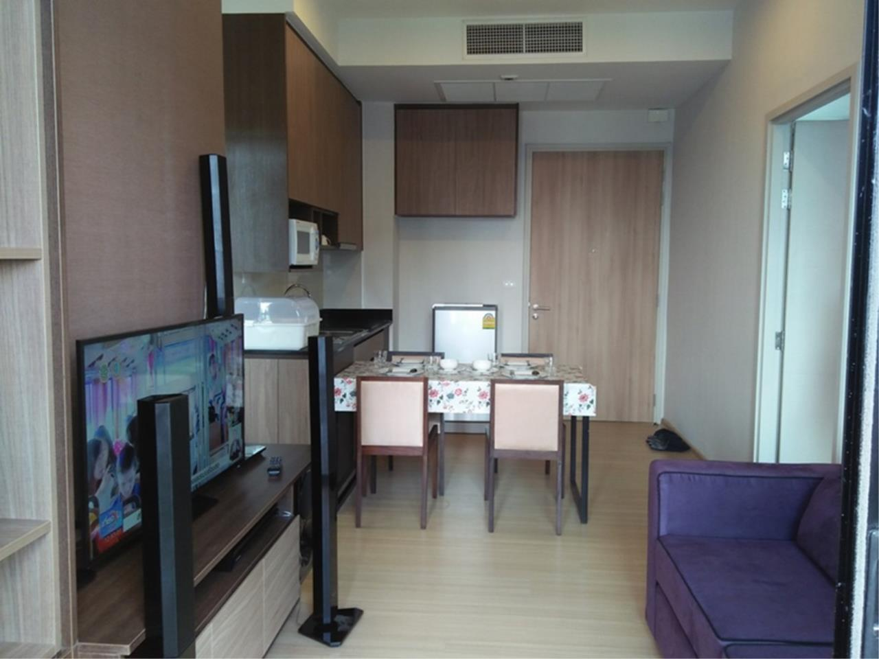 Piri Property Agency's 2 bedrooms Condominium  on 24 floor For Rent 2 3