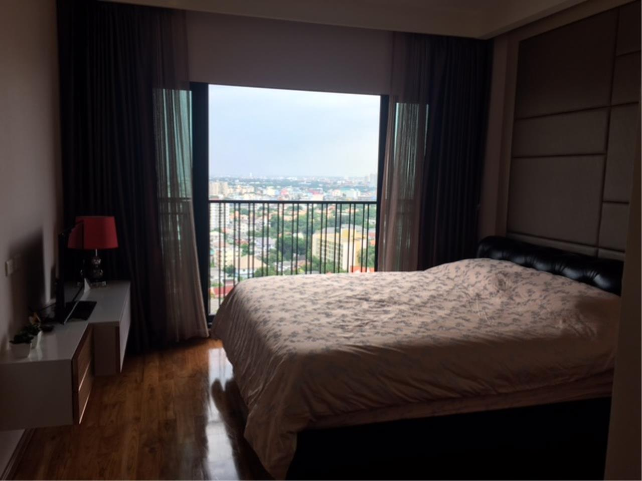 Piri Property Agency's one bedroom Condominium  on 20 floor For Rent 1 4