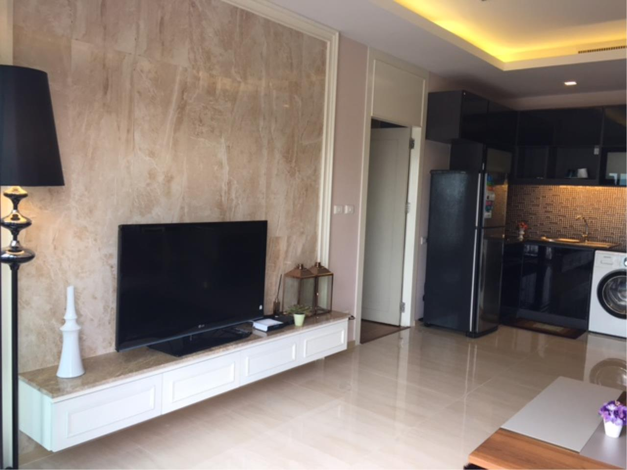 Piri Property Agency's one bedroom Condominium  on 20 floor For Rent 1 10