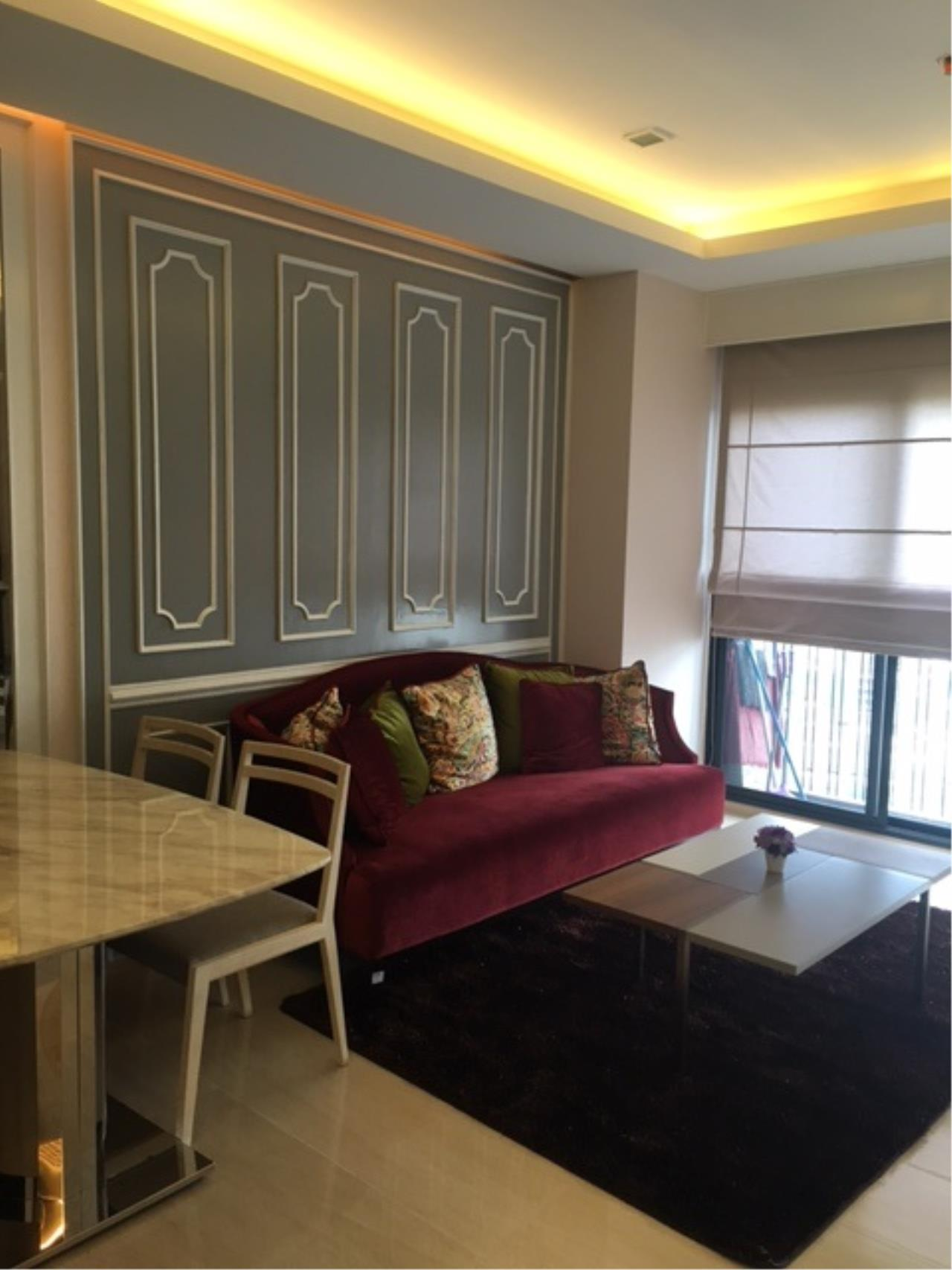 Piri Property Agency's one bedroom Condominium  on 20 floor For Rent 1 11