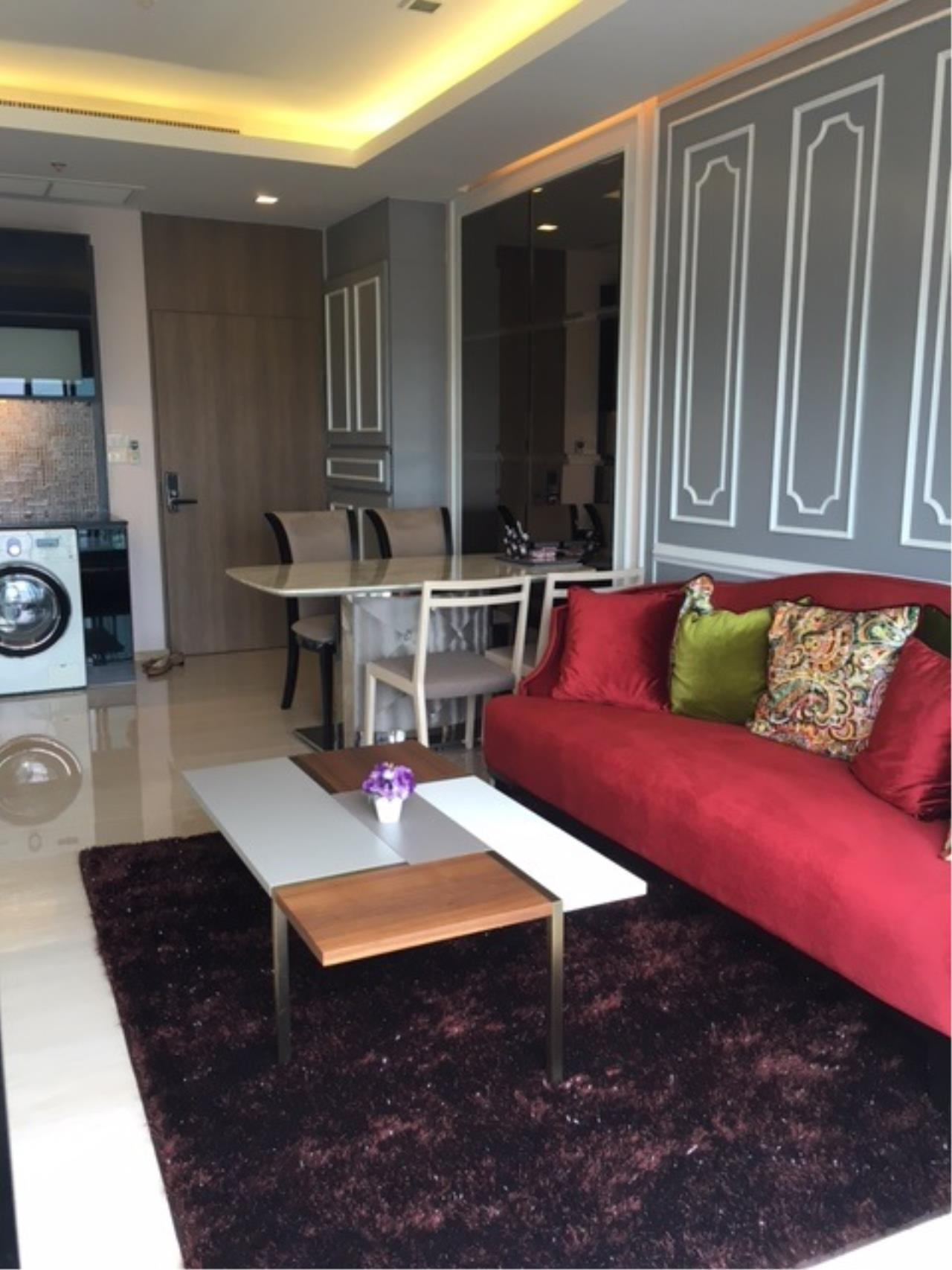Piri Property Agency's one bedroom Condominium  on 20 floor For Rent 1 12