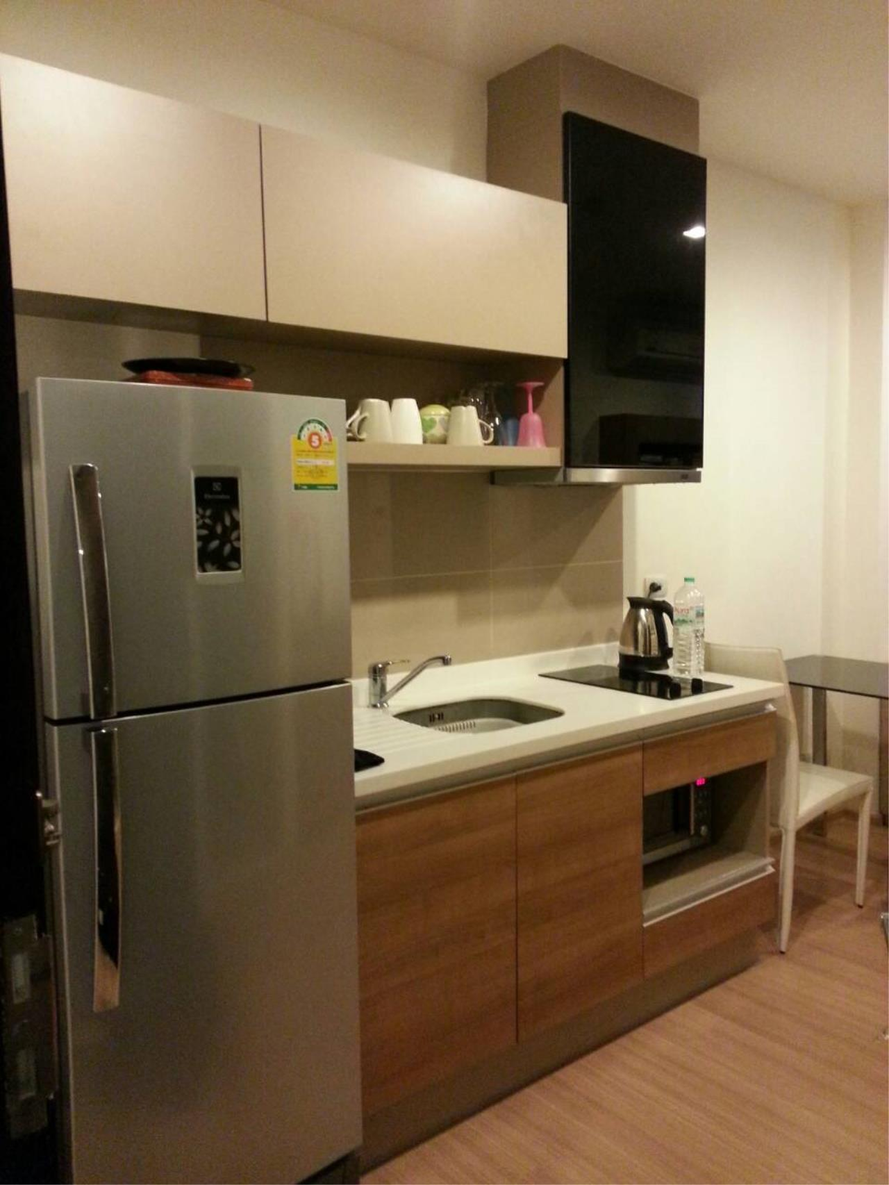 Piri Property Agency's one bedroom Condominium  on 22 floor For Rent 1 6