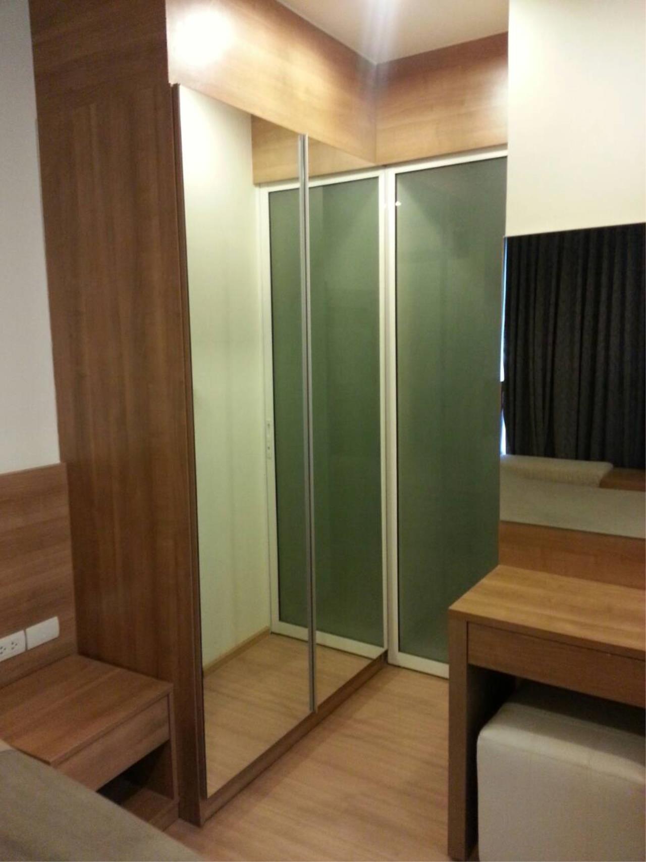 Piri Property Agency's one bedroom Condominium  on 22 floor For Rent 1 10