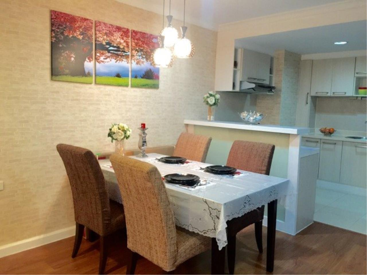 Piri Property Agency's 2 bedrooms Condominium  on 2 floor For Rent 2 6