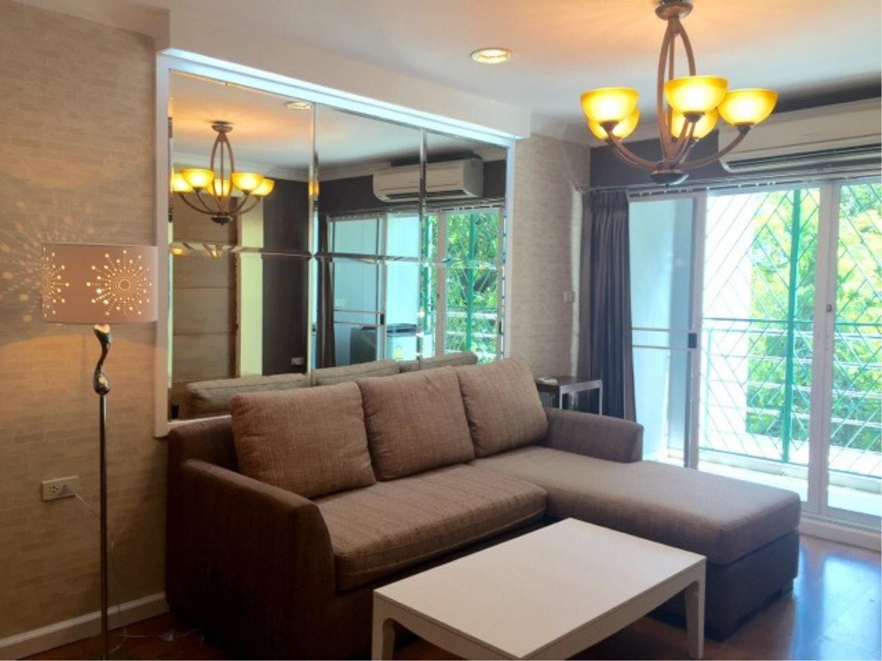 Piri Property Agency's 2 bedrooms Condominium  on 2 floor For Rent 2 9