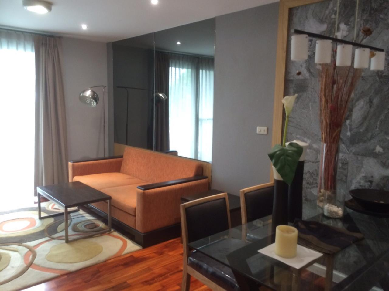 Piri Property Agency's one bedroom Condominium  For Rent 1 7
