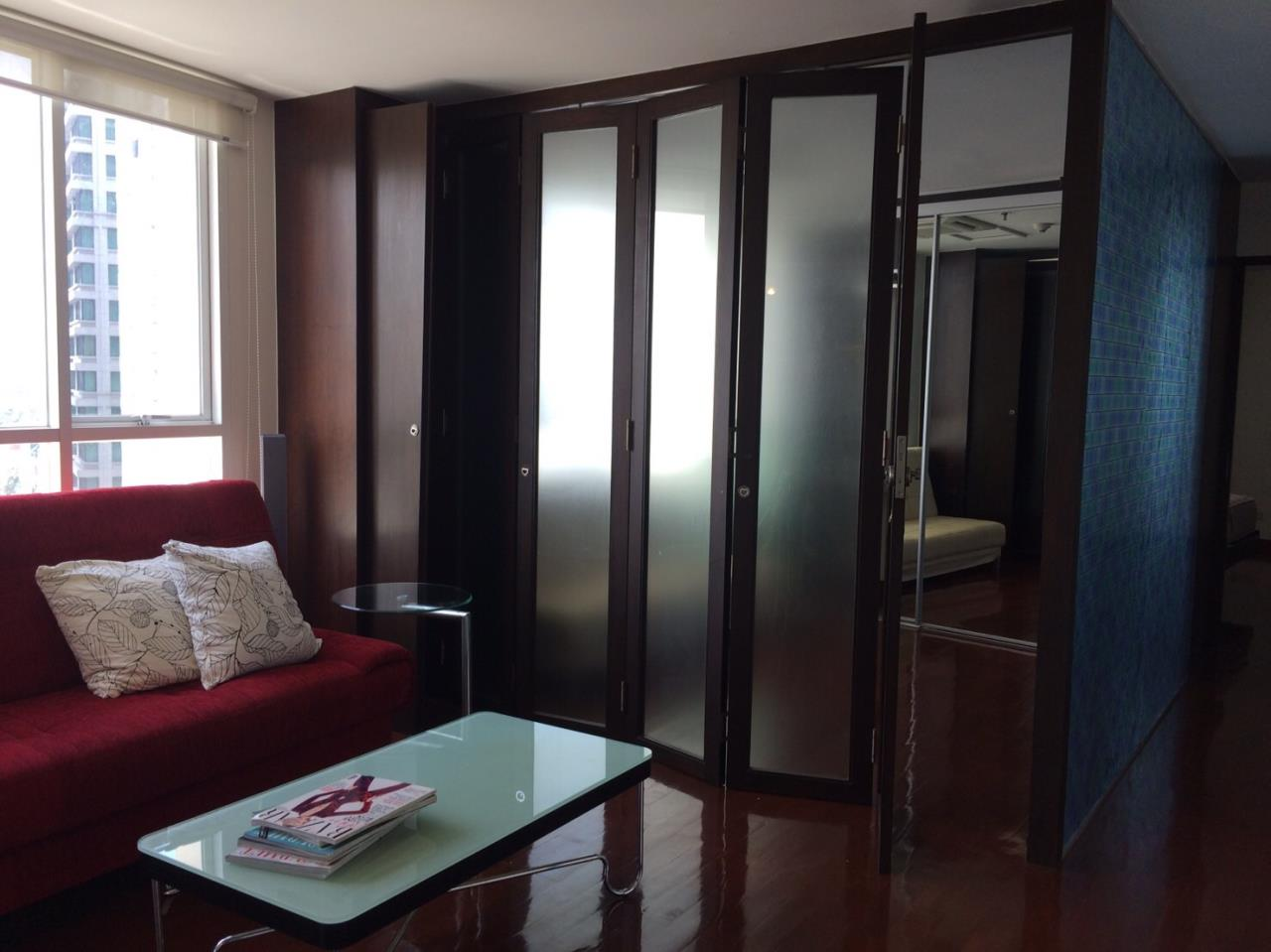 Piri Property Agency's 2 bedrooms Condominium  on 18 floor For Rent 2 6