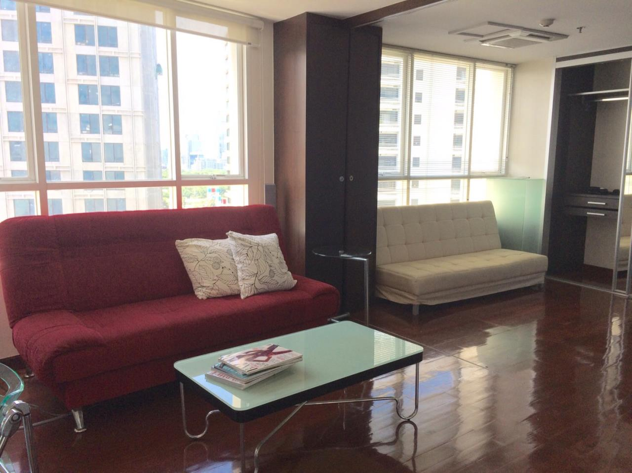 Piri Property Agency's 2 bedrooms Condominium  on 18 floor For Rent 2 7