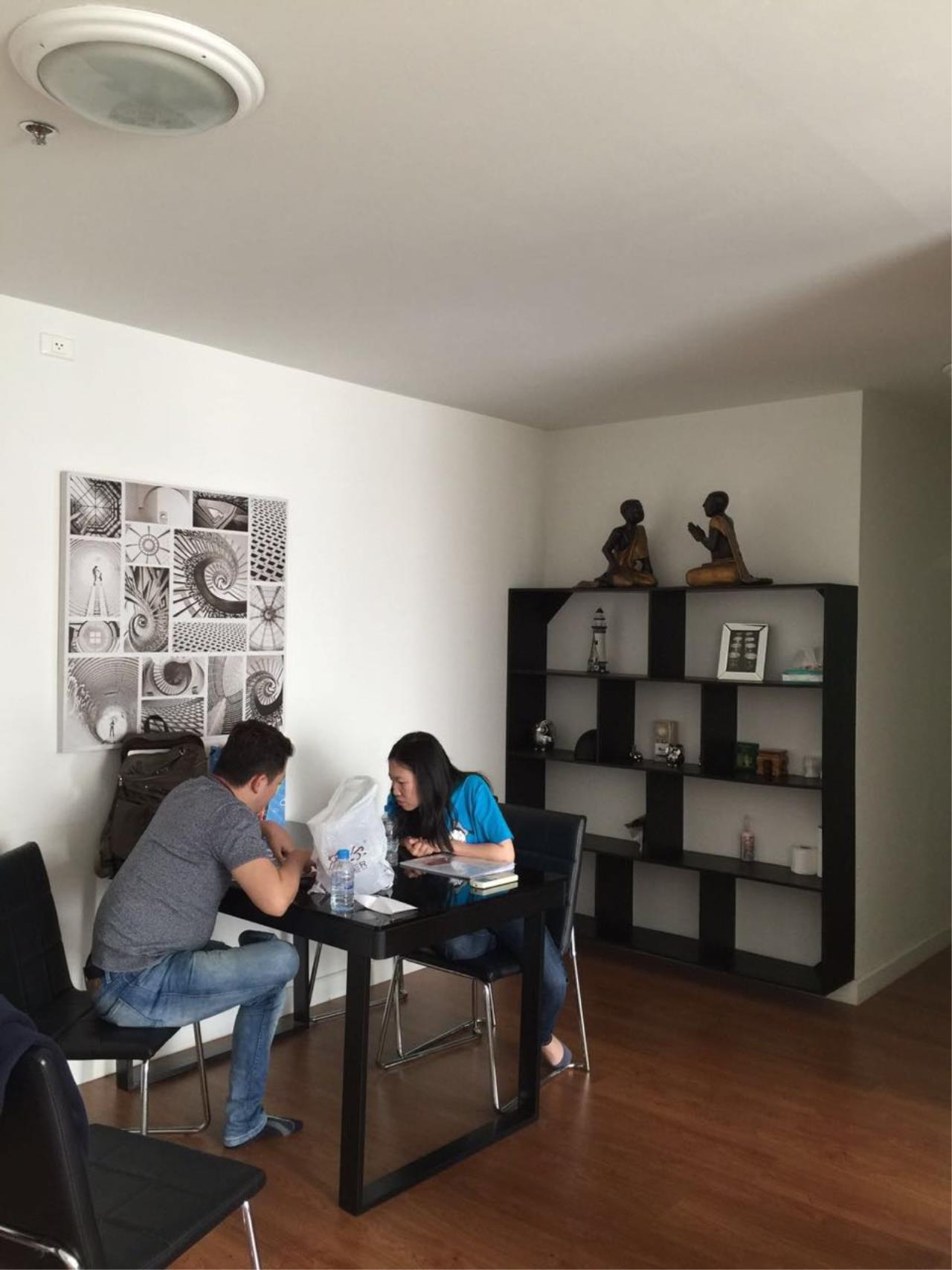 Piri Property Agency's 2 bedrooms Condominium  on 17 floor For Rent 2 4