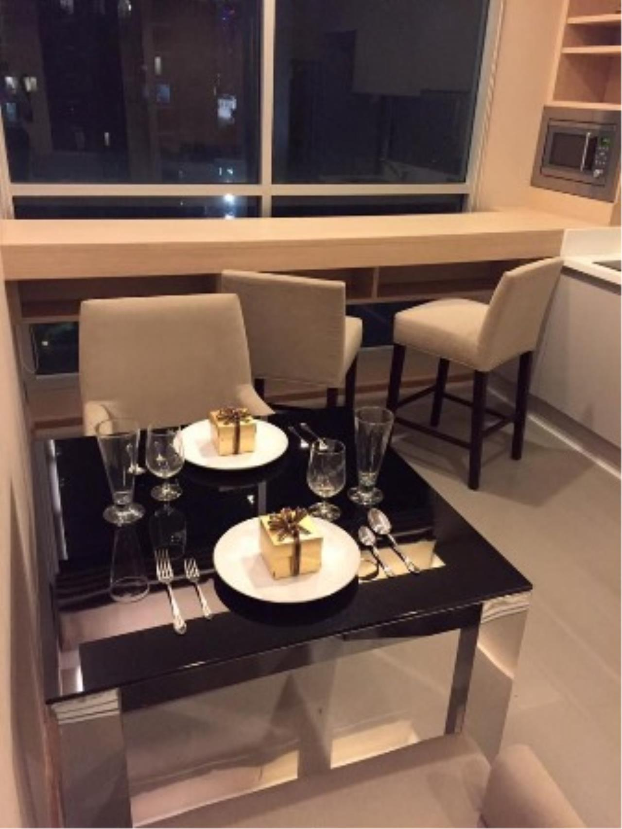 Piri Property Agency's one bedroom Condominium  on 8 floor For Rent 1 1