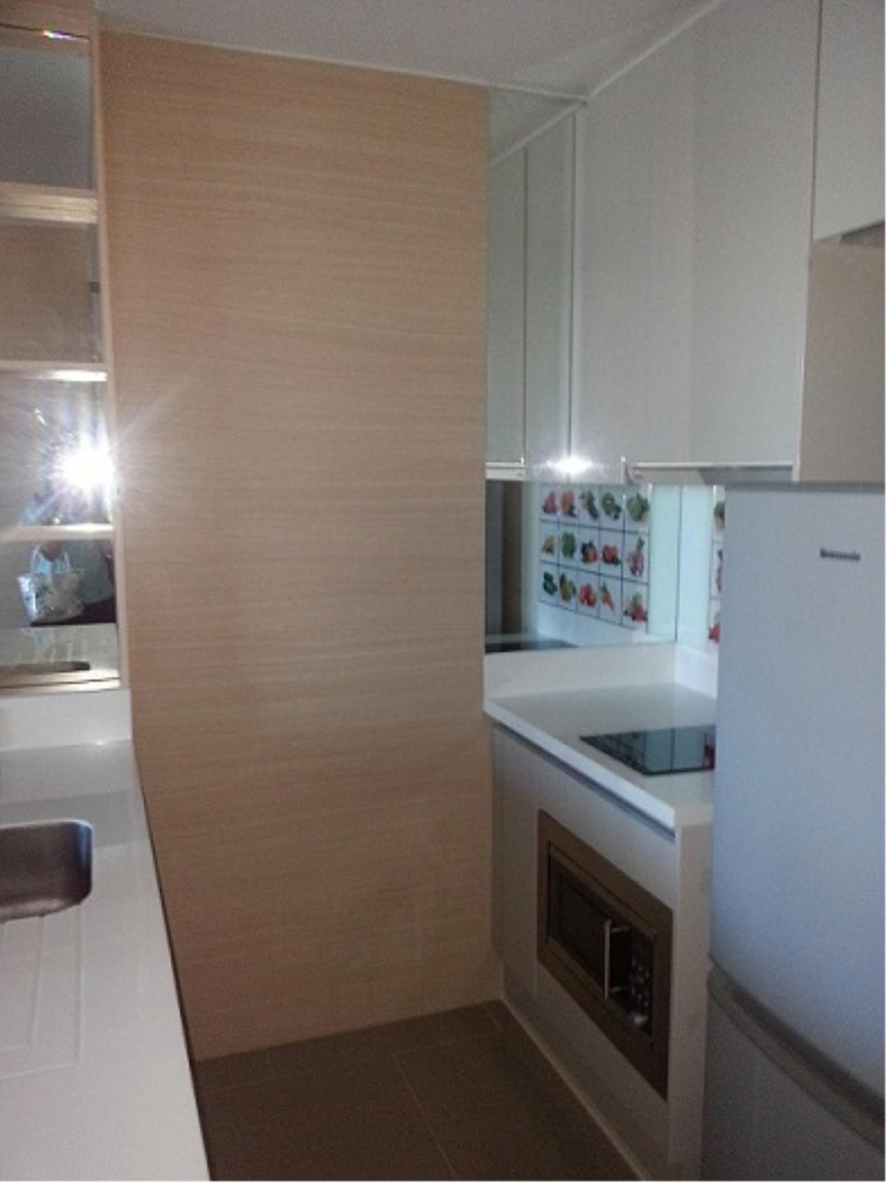 Piri Property Agency's one bedroom Condominium  on 41 floor For Sale 1 3