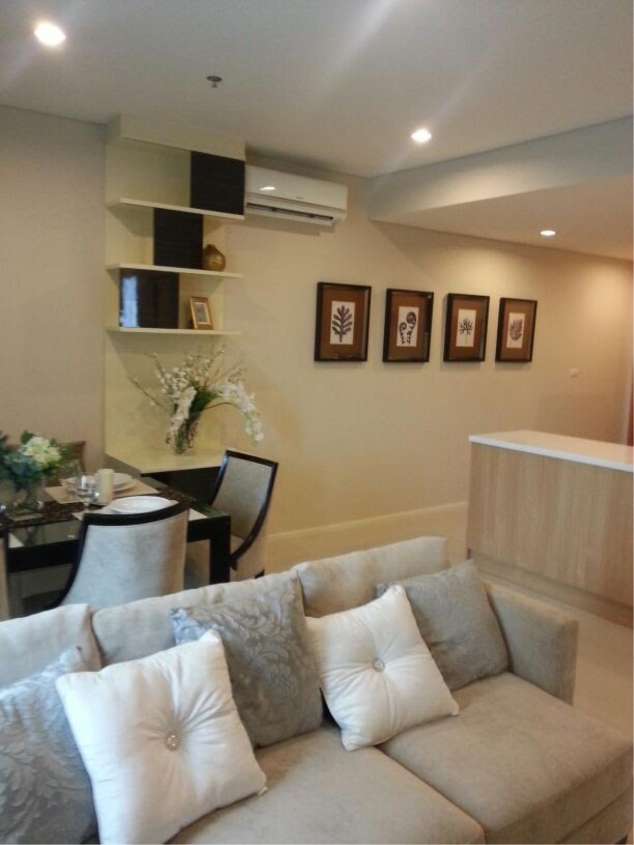 Piri Property Agency's 2 bedrooms Condominium  on 26 floor For Rent 2 9