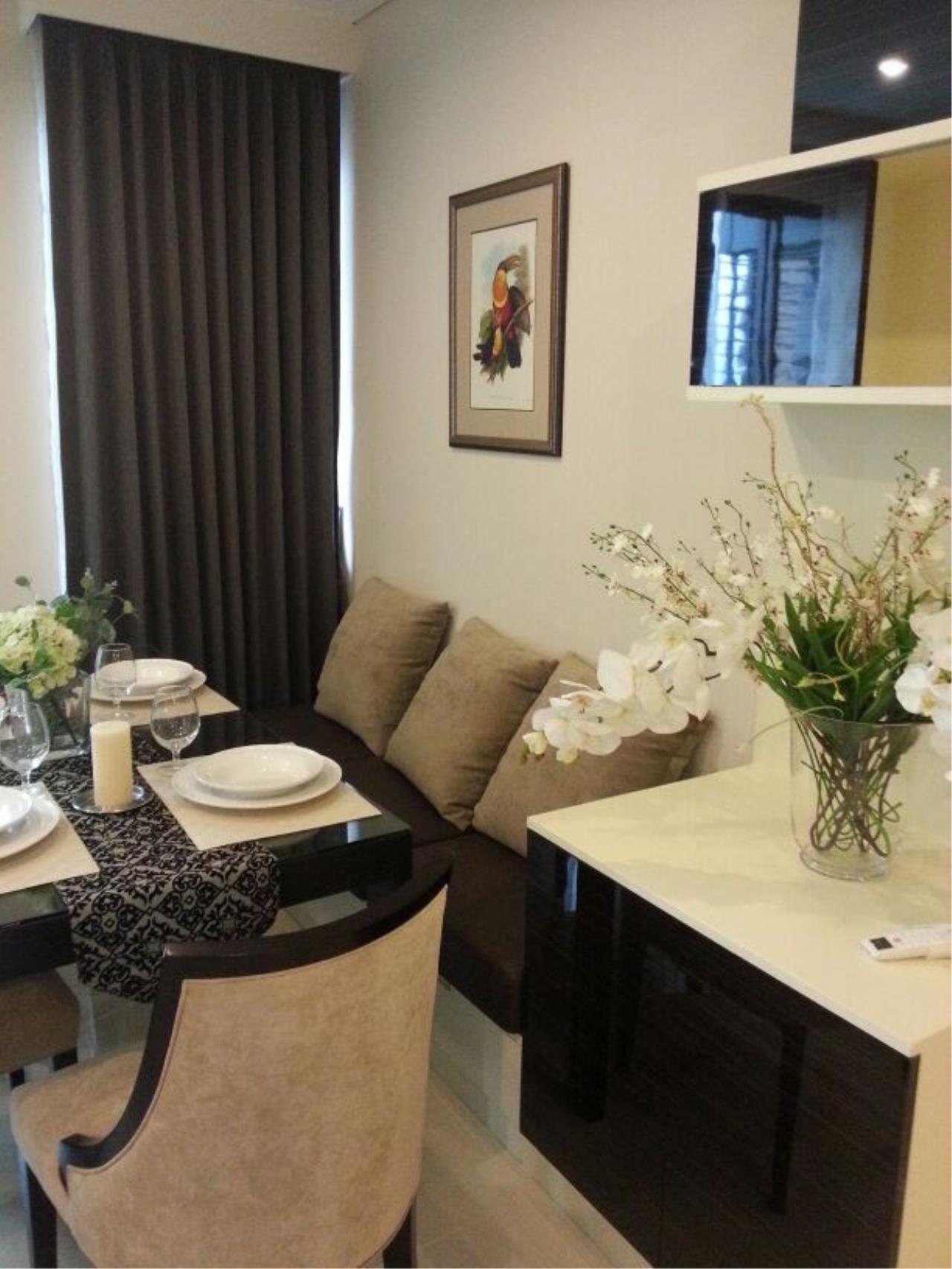 Piri Property Agency's 2 bedrooms Condominium  on 26 floor For Rent 2 10