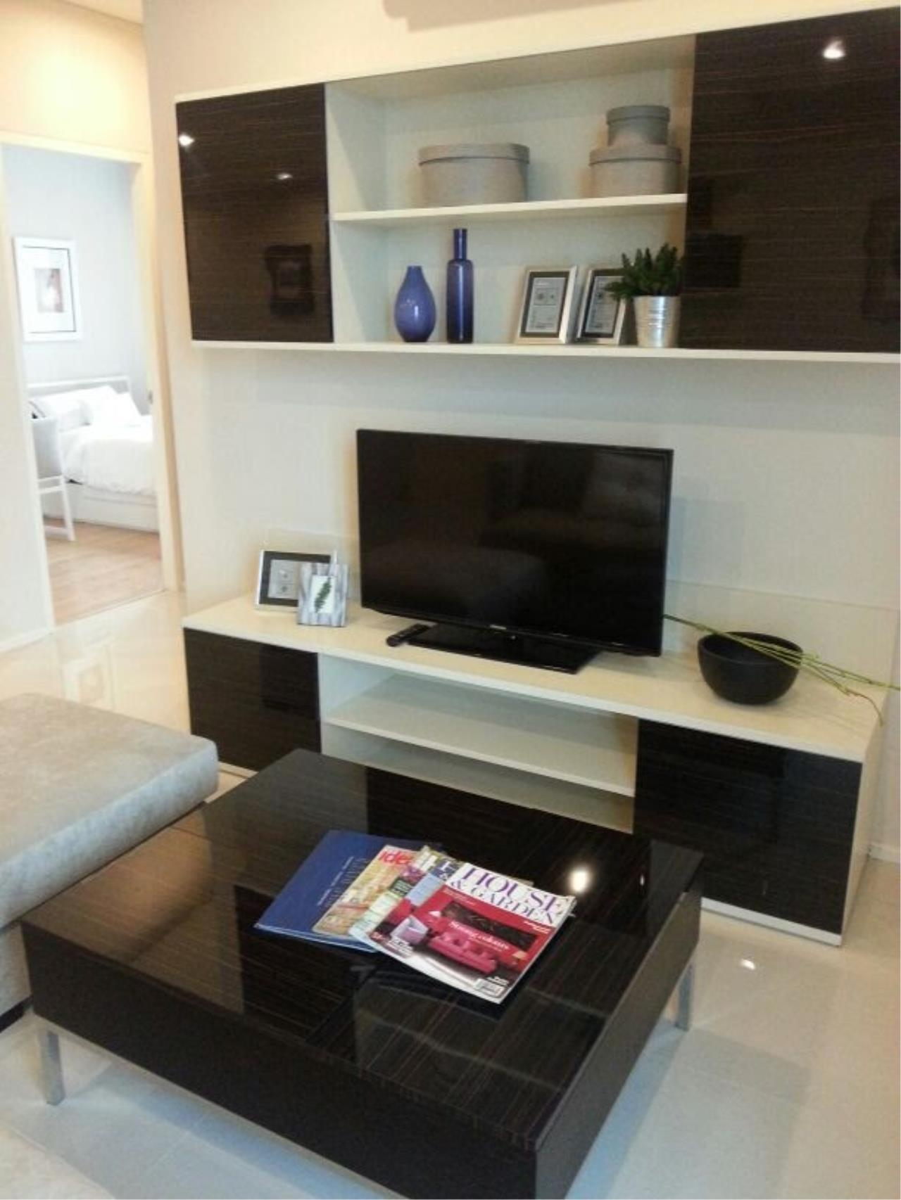 Piri Property Agency's 2 bedrooms Condominium  on 26 floor For Rent 2 12