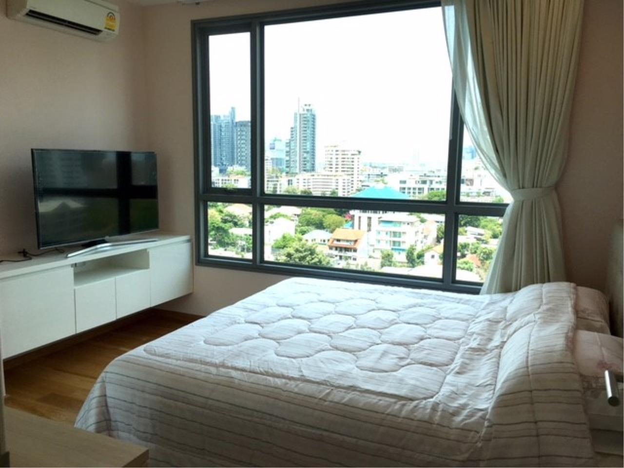 Piri Property Agency's 2 bedrooms Condominium  on 14 floor For Rent 2 14