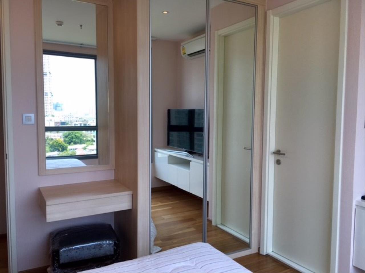 Piri Property Agency's 2 bedrooms Condominium  on 14 floor For Rent 2 15