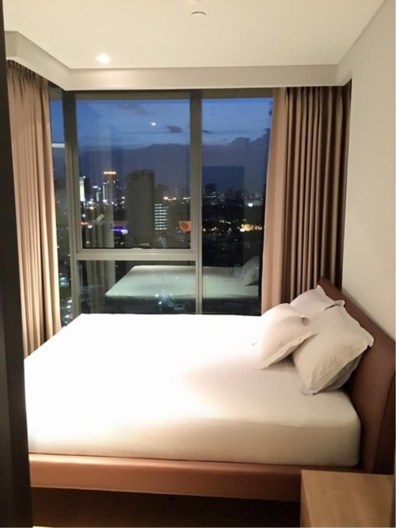 Piri Property Agency's one bedroom Condominium  on 15 floor For Rent 1 2