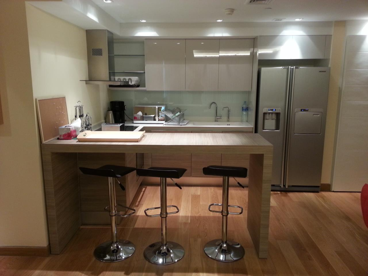 Piri Property Agency's one bedroom Condominium  on 18 floor For Rent 1 4
