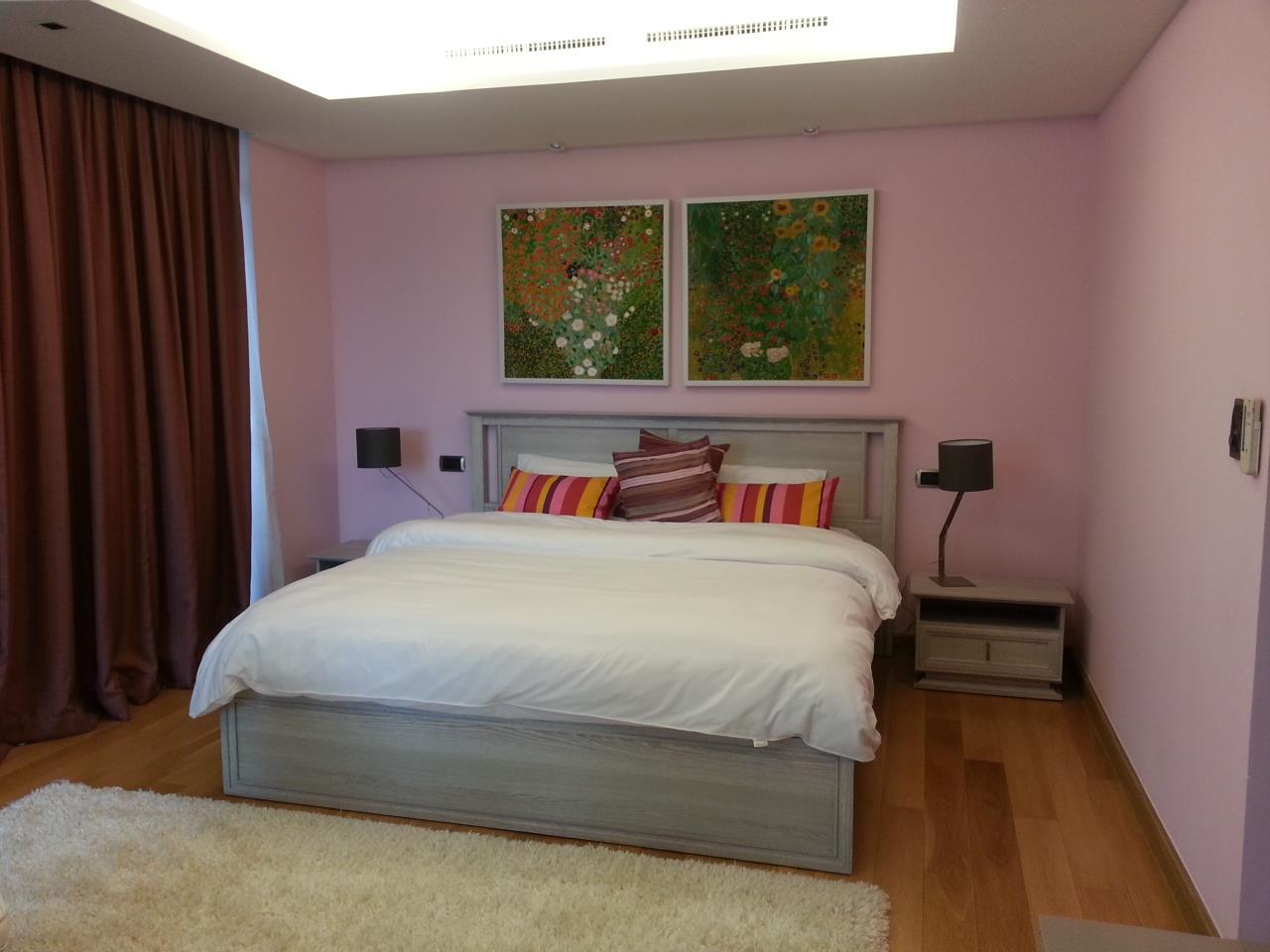 Piri Property Agency's one bedroom Condominium  on 18 floor For Rent 1 6