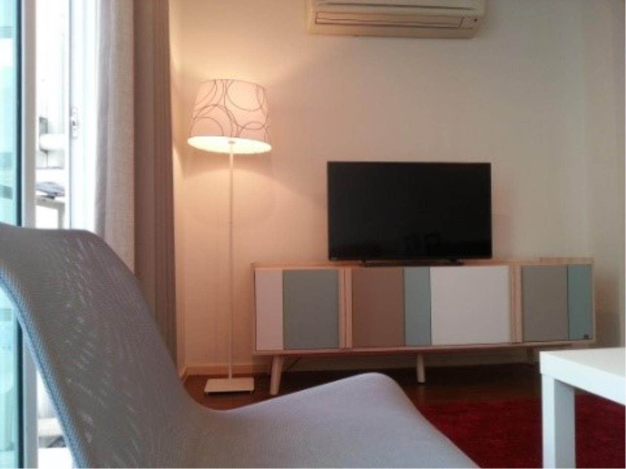 Piri Property Agency's one bedroom Condominium  on 6 floor For Rent 1 1