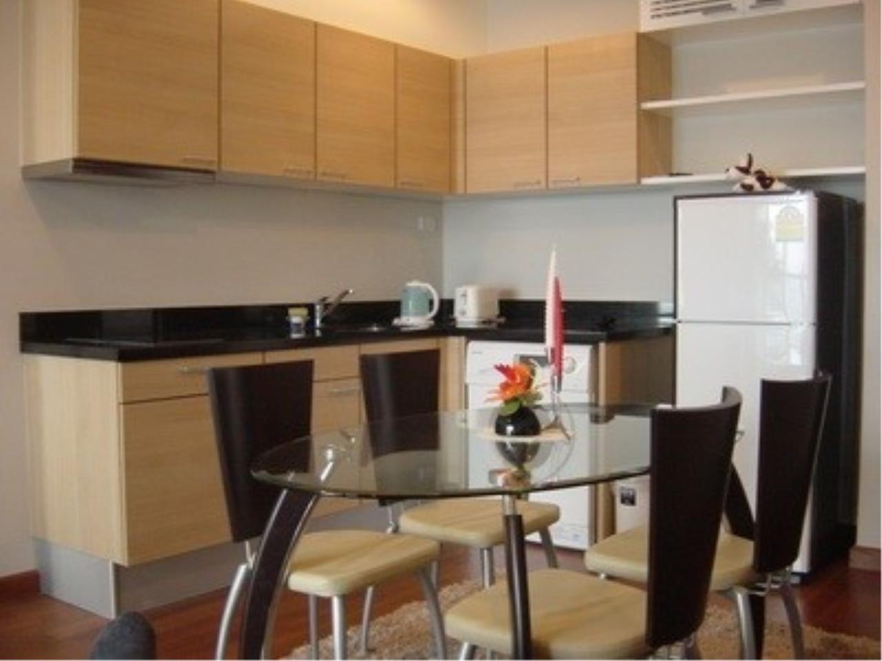 Piri Property Agency's one bedroom Condominium  on 23 floor For Rent 1 2