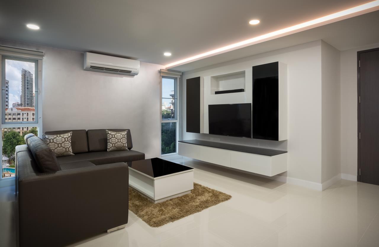 Piri Property Agency's one bedroom Condominium  on 2 floor For Rent 1 4