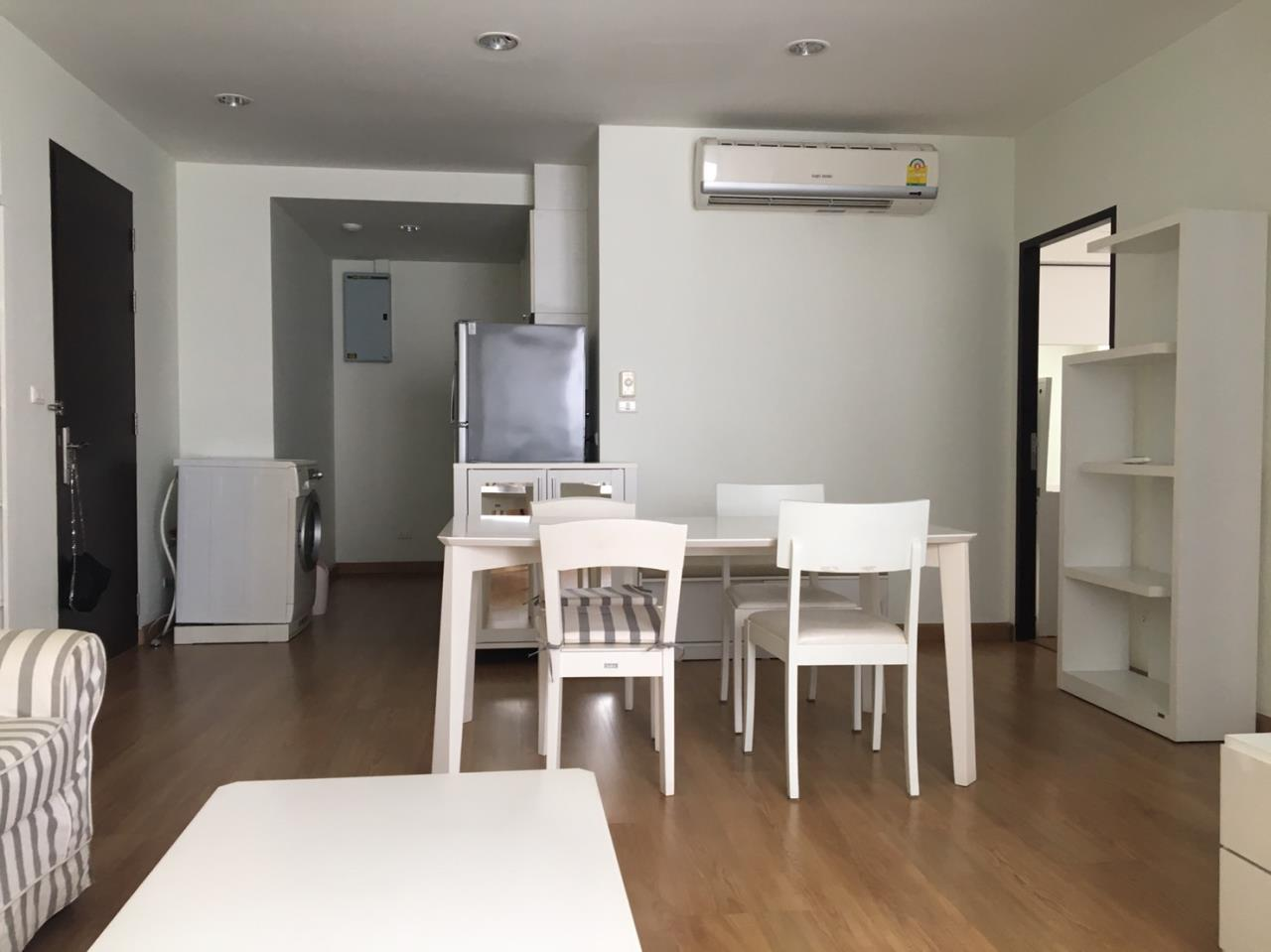 Piri Property Agency's 2 bedrooms Condominium  on 5 Tower A floor For Rent 2 8