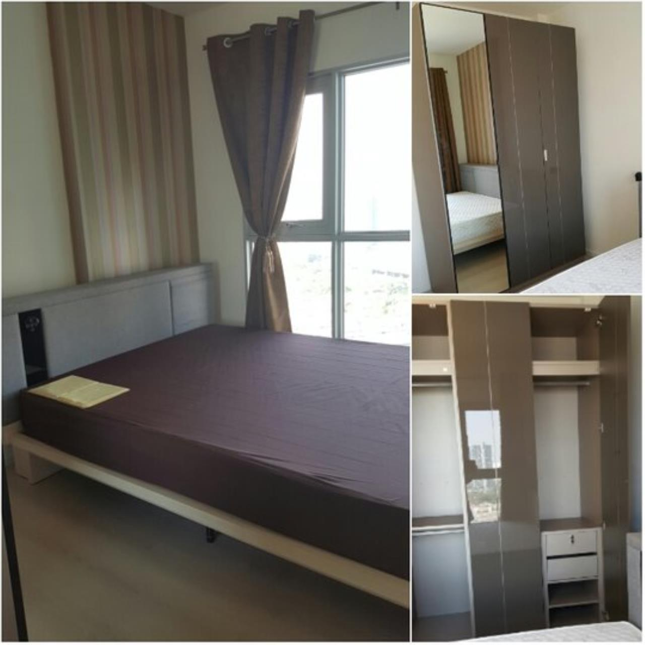 Piri Property Agency's one bedroom Condominium  on 27 floor For Rent 1 2