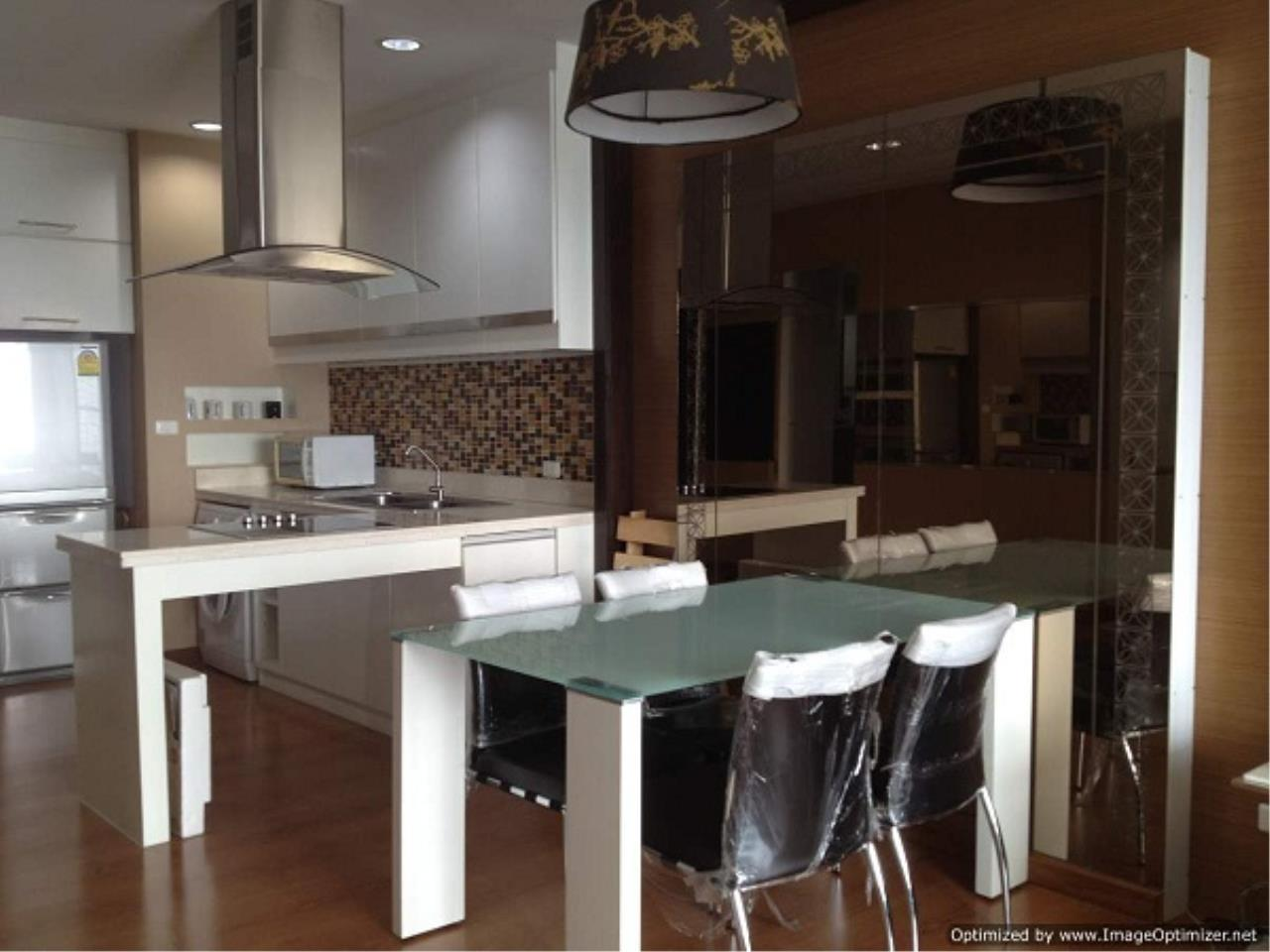 Piri Property Agency's 2 bedrooms Condominium  on 23 floor For Rent 2 8