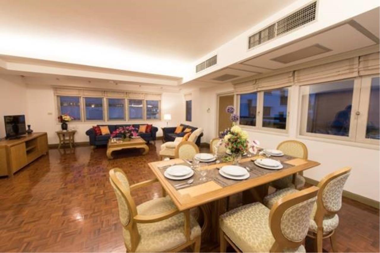 Piri Property Agency's 3 bedrooms   on 10 Building B floor For Rent 3 1