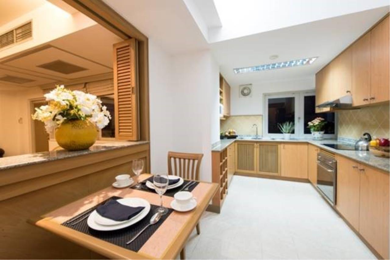 Piri Property Agency's 3 bedrooms   on 10 Building B floor For Rent 3 5
