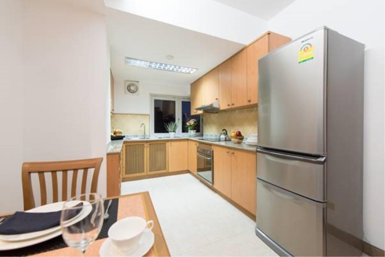 Piri Property Agency's 3 bedrooms   on 10 Building B floor For Rent 3 6