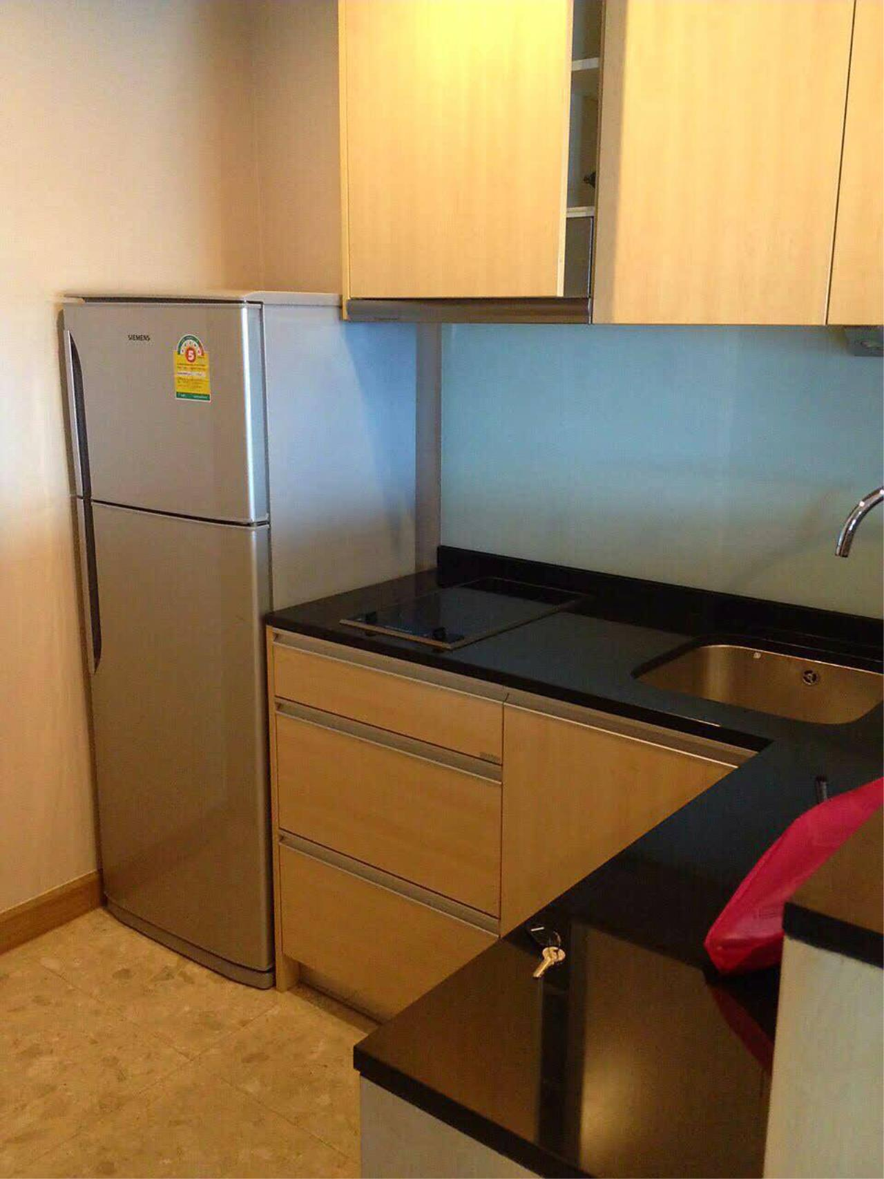Piri Property Agency's one bedroom Condominium  on 20 floor For Rent 1 1