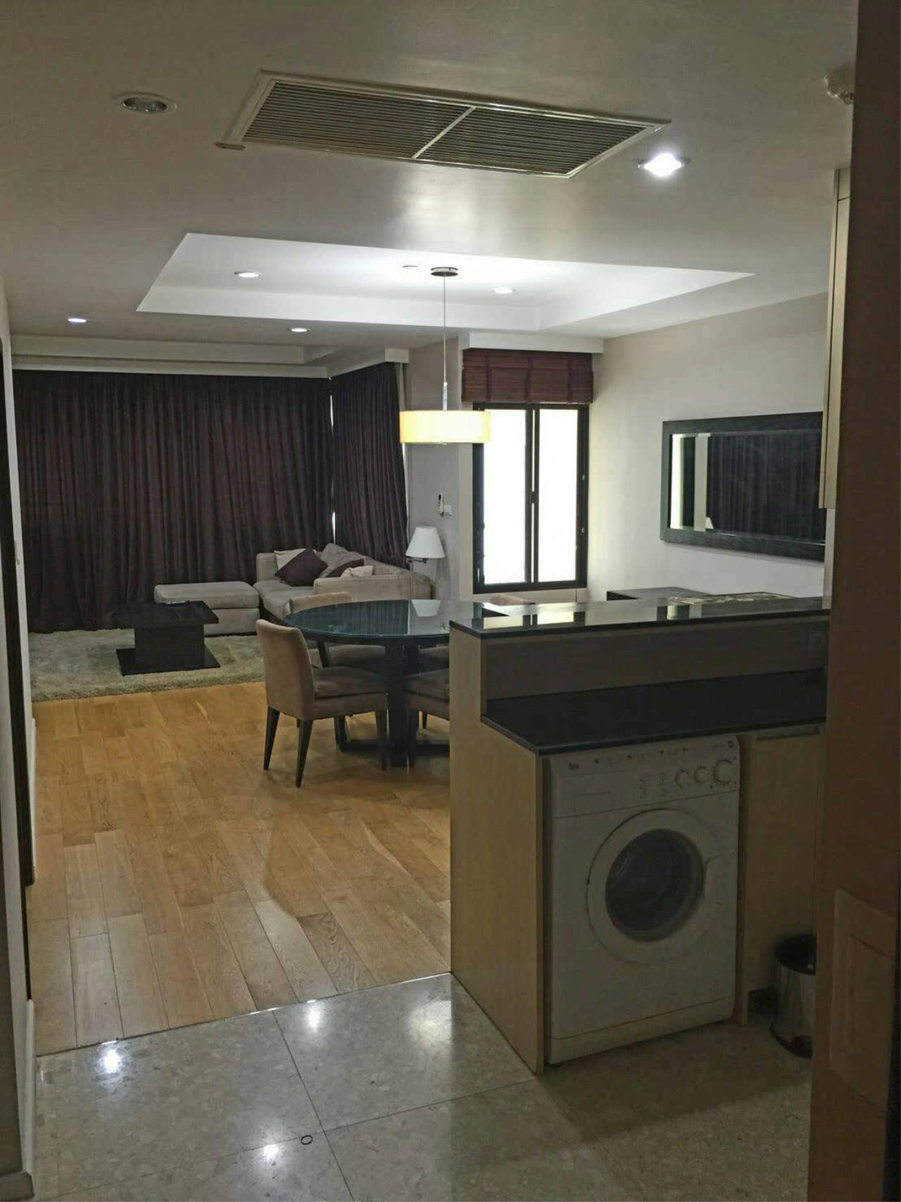 Piri Property Agency's one bedroom Condominium  on 20 floor For Rent 1 7