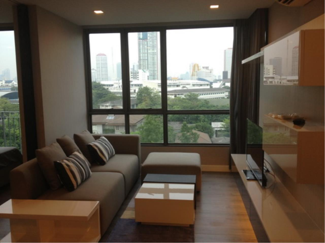 Piri Property Agency's one bedroom Condominium  on 8 floor For Rent 1 18