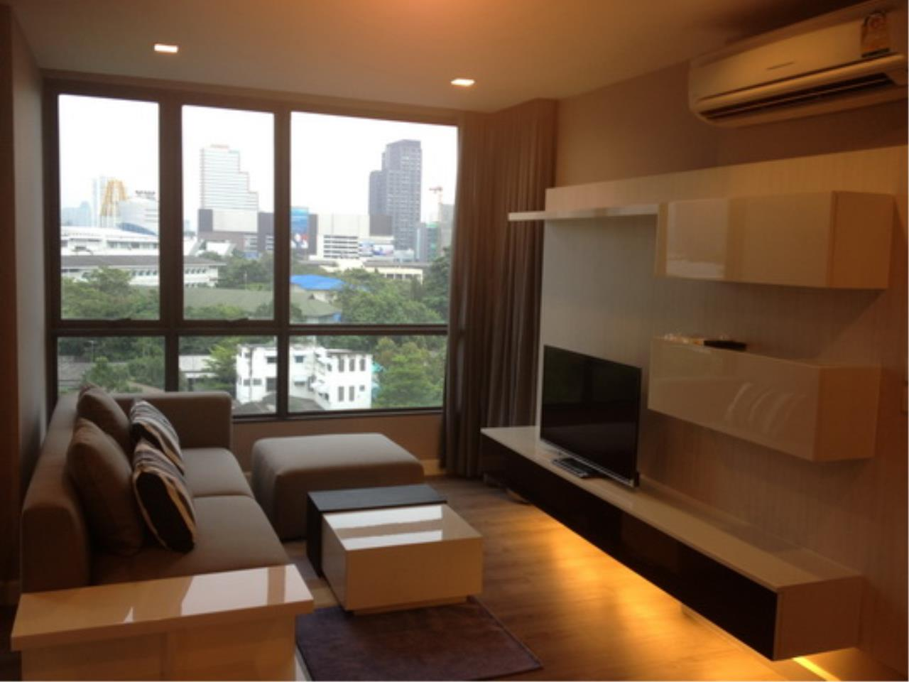 Piri Property Agency's one bedroom Condominium  on 8 floor For Rent 1 19