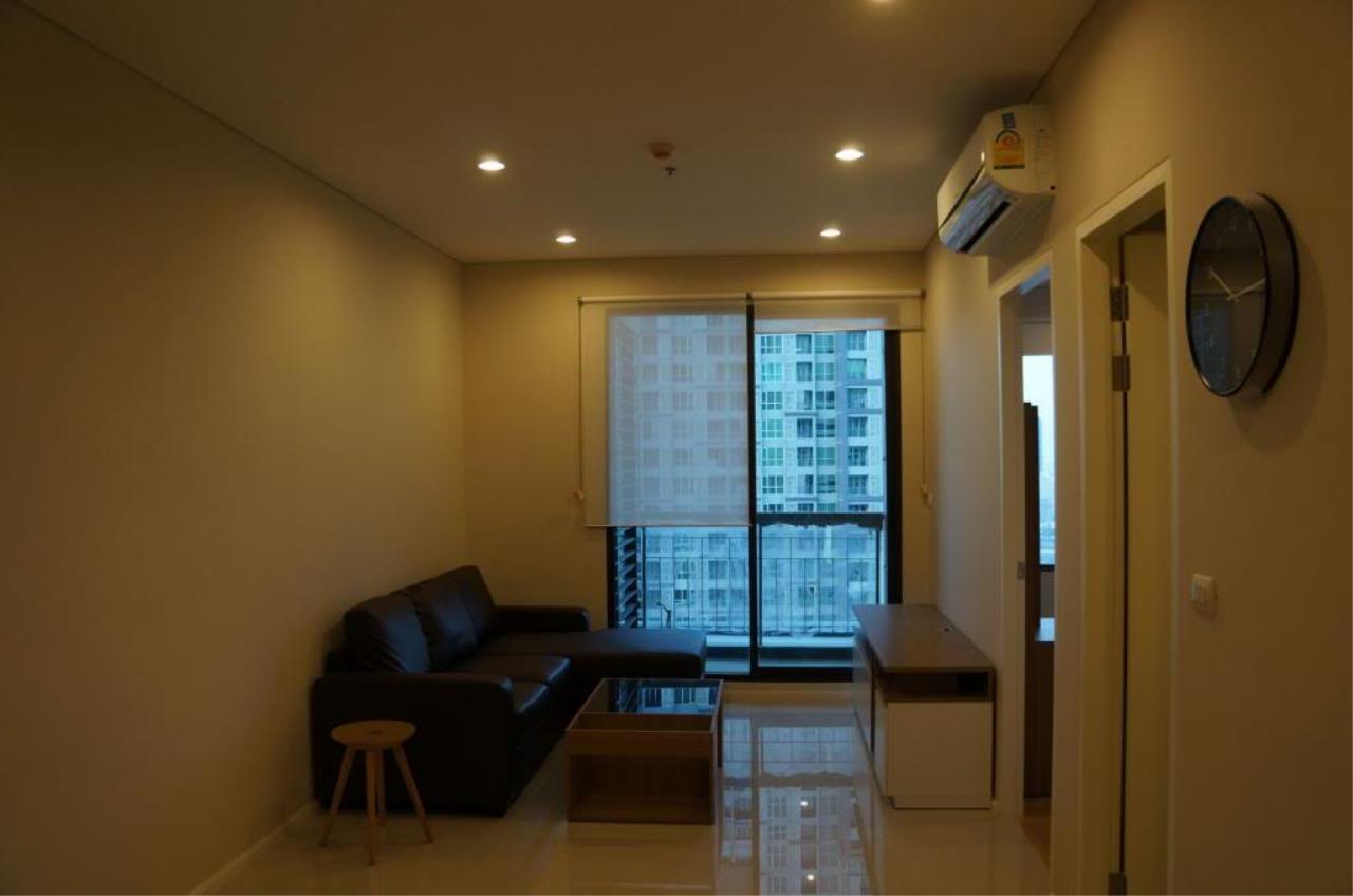 Piri Property Agency's one bedroom Condominium  on 26 floor For Rent 1 1