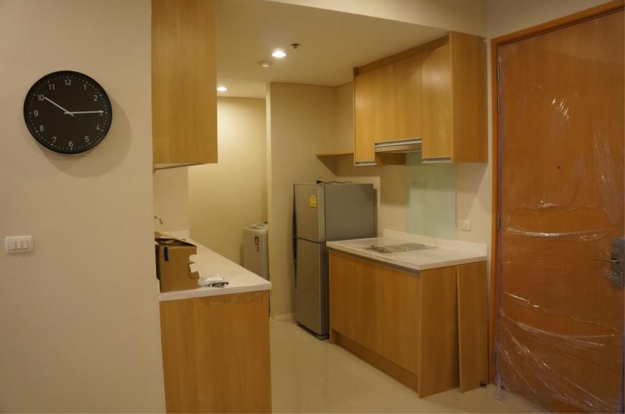 Piri Property Agency's one bedroom Condominium  on 26 floor For Rent 1 2