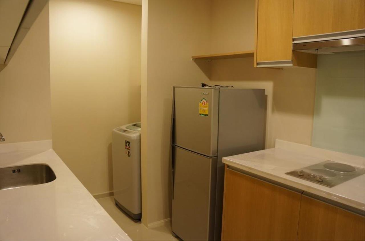 Piri Property Agency's one bedroom Condominium  on 26 floor For Rent 1 3