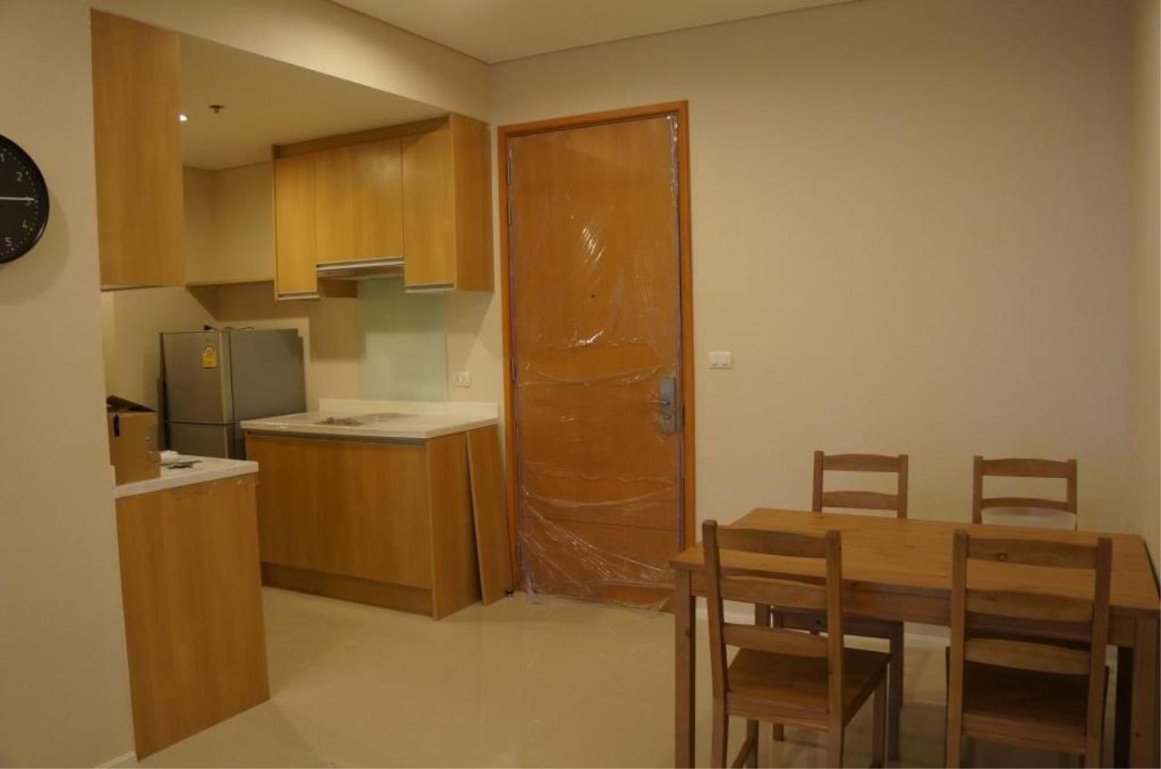 Piri Property Agency's one bedroom Condominium  on 26 floor For Rent 1 5