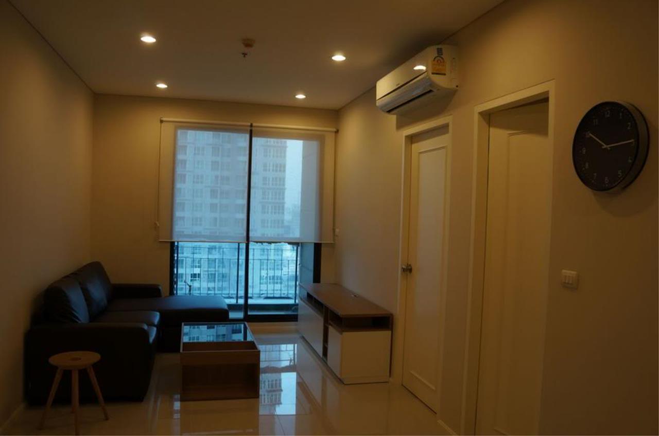 Piri Property Agency's one bedroom Condominium  on 26 floor For Rent 1 7